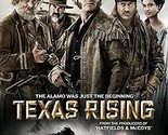 TEXAS RISING DVD - [3 DISC EDITION] - NEW UNOPENED - BILL PAXTON