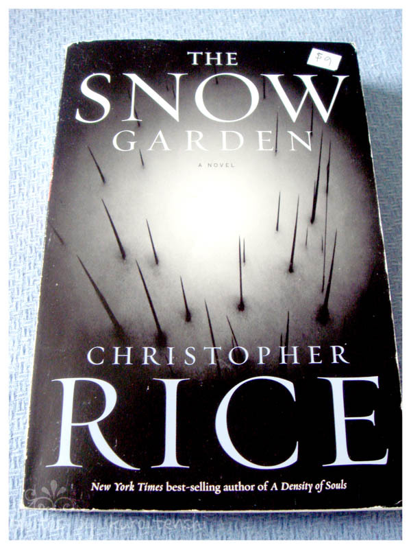 Used Book The Snow Garden