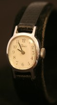 Strong running ladies' vintage 1966 manual wind chrome wristwatch.  New ... - $60.00
