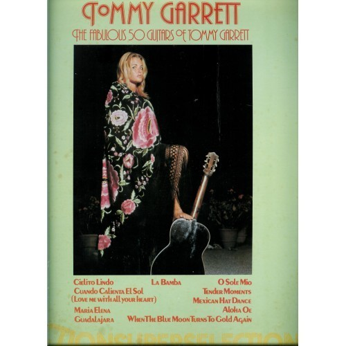 Primary image for TOMMY  GARRETT  * THE 50 FABULOUS GUITARS OF TOMMY GARRETT *   LP