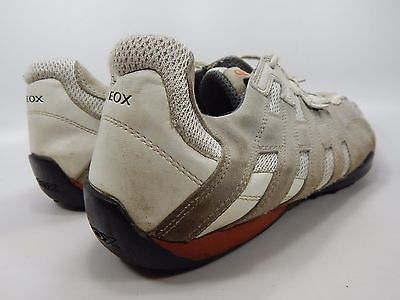 Geox Uomo Snake 94 Casual Men's Shoes Size US 12 M (D) EU 47 Beige cost $150