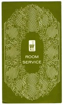 Holiday Inn Room Service Menu & Postcards & Envelope Portsmouth Virginia... - $21.81
