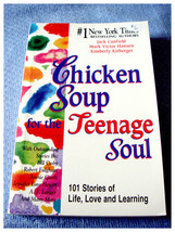Used Book Chicken Soup for the Teenage Soul - $4.00