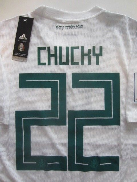 quite nice 13900 97cb4 Adidas Chucky Lozano Mexico 2018 World Cup and 50 similar items