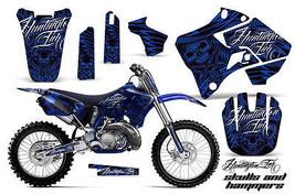 AMR Racing Yamaha YZ 125/250 Graphic Decals Number Plate Kit Bike MX 96-... - $279.95