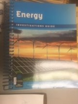 Foss Energy Investigations Guide [Spiral-bound] [Jan 01, 2016]