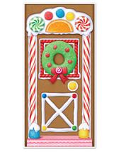 Gingerbread House Door Cover - $14.49