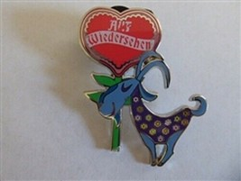 Disney Trading Pins 133565 It's a Small World - Goodbye Mystery - Goat - $14.00
