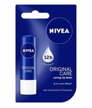 Nivea Lipcare Original Care Lip Balm 4.8G - $6.14