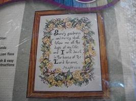 Psalm 23 Cross Stitch Chart - $4.00