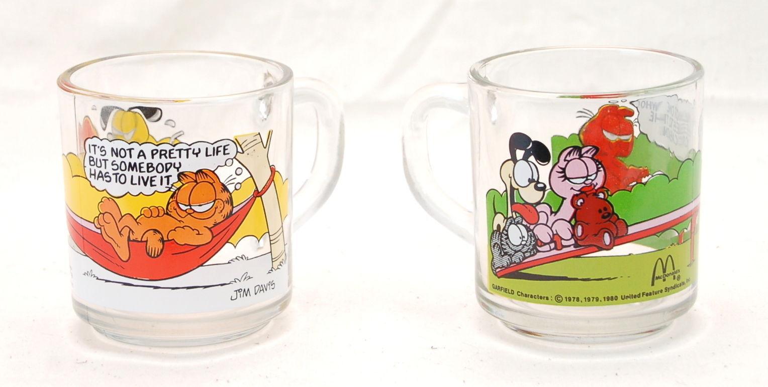 Mcdonalds Collector Glasses