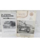 The Western Railroader & Canadian Rail - $25.00