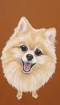 Pomeranian Dog Magnet #3 - $5.99