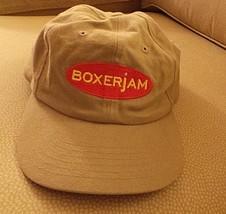 unworn Boxer Jam Baseball Hat Cap c1999 vintage internet era Falcon head... - $14.99