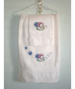 New OOAK 2 piece Bathroon Set, Bath and Hand Towel Betty Boop - $15.99