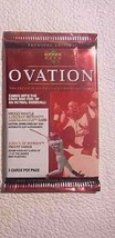 1 New Baseball Pack 1999 Upper Deck Ovation - Mickey Mantle Piece Of History - $4.90