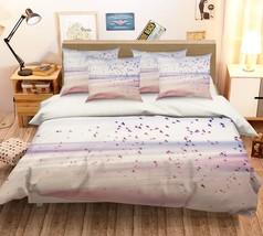 3D Fly Birds Beach 16 Bed Pillowcases Quilt Duvet Single Queen King US Summer - $102.84+