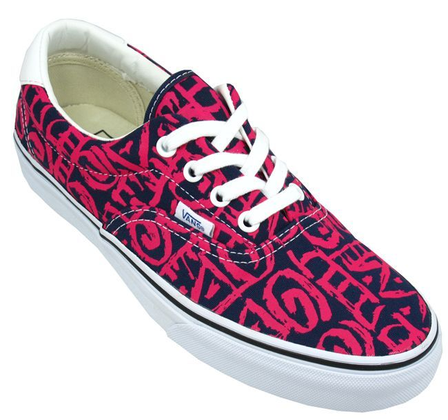f3b3c34ef8390c Vanstribalpink. Vanstribalpink. Previous. MEN S GUYS VANS ERA 59 TRIBAL BLUE  PINK SHOES SNEAKERS SKATERS ...