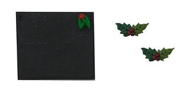 EMBELLISHMENT PACK Countdown to Chrismtas cross... - $11.00