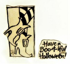 Stampendous Bootiful Boots Rubber Cling Stamp Set #CRS2041 - $8.99