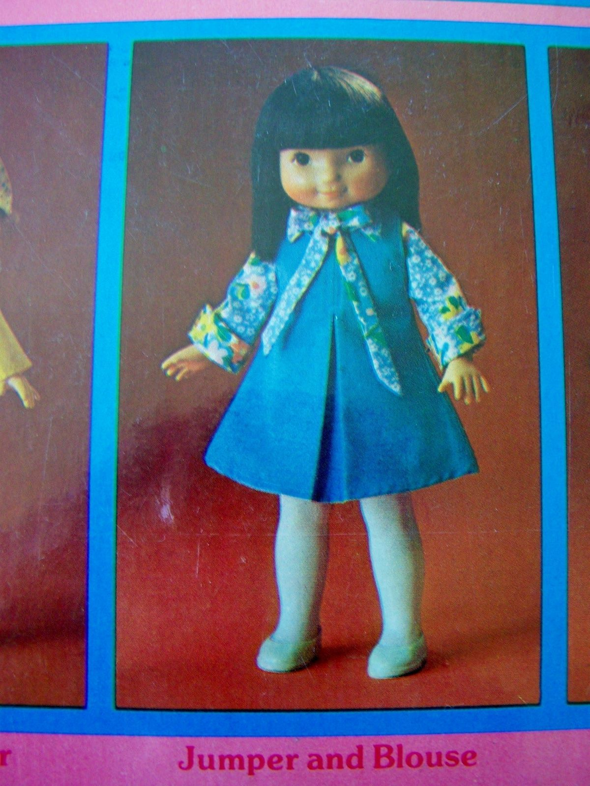 FISHER PRICE MY FRIEND 223 JUMPER & BLOUSE FASHION MOC