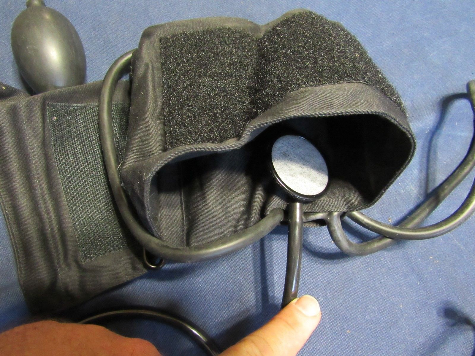 Prestige Medical Adult Aneroid Sphygmomanometer (Blood Pressure Cuff)- Nursing