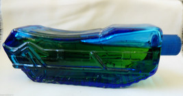 Avon vintage Oland after shavve blue color glass bottle .4 oz full - $29.70
