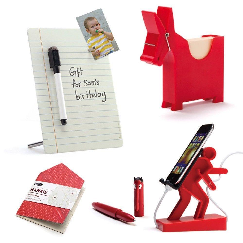 Office Desk Set Lot 5 Design BOSS Desk Gifts Memo Stand Mobile Dispaly Pen &???