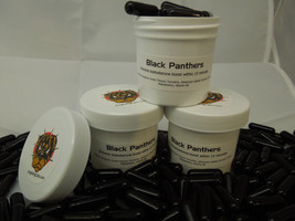 BLACK PANTHERS ~ Tribulus Terrestris With The Fastest Bio-Delivery On The Planet - $34.95
