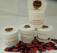 RED-DEVILS! Nitric Oxide Booster ~Citrulline Malate, Propionyl-L-Carnitine PLCar - $34.95
