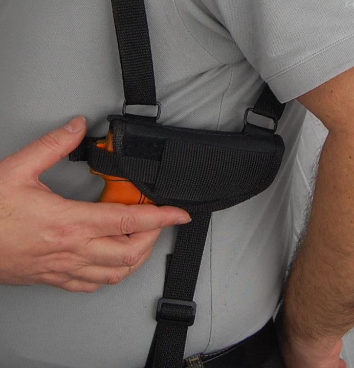 Primary image for Barsony Shoulder Holster for Ruger LCP .380