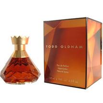 Rare Todd Oldham Eau De Parfum Spray 4.2 Oz.Perfume Body Fragrance Women Nib New - $299.99