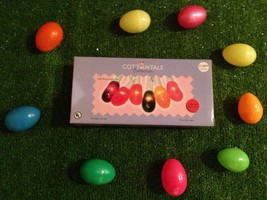 NEW Vintage Set Of 35 Easter Cottontale Collection Jelly Bean Lights  In Box - $24.99