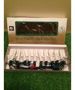 Set Of 10 Christmas Kurt Adler White Blow Mold Candles w/Clip Novelty Li... - $19.79