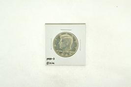 1988-D Kennedy Half Dollar (F) Fine N2-3817-4 - $4.99