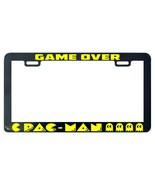 Pacman Pac-Man retro video game over nostalgic  license plate frame hold... - $5.99