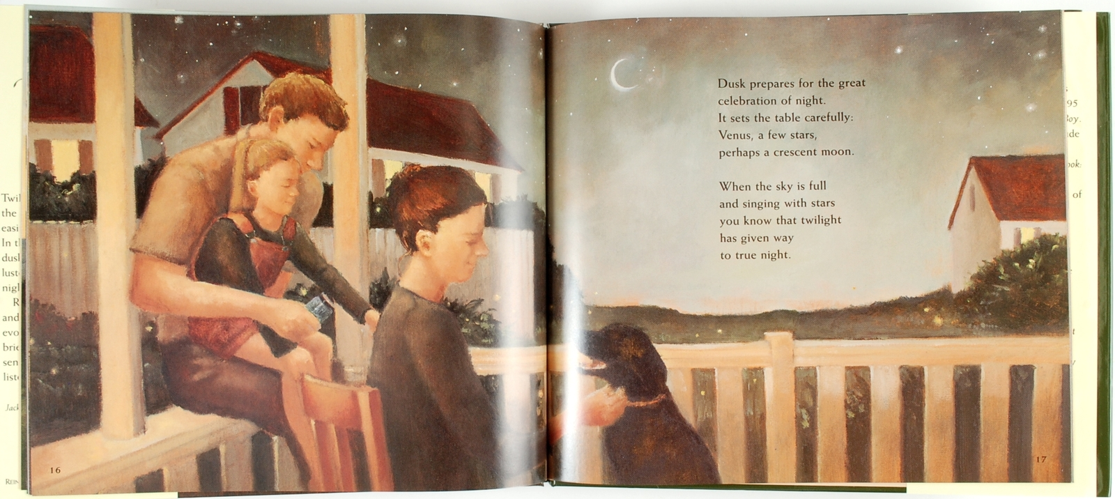 ... Twilight Comes Twice by Ralph Fletcher Kate Kiesler Illustrator 1997  Signed ...
