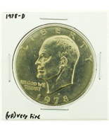 1978-D Eisenhower Dollar RATING: (VF) Very Fine... - $3.00