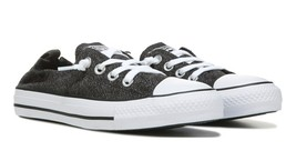 Women Converse Chuck Taylor AS Shoreline Slip, 556458F Sizes 5-9 Black/White/Bla - $69.95