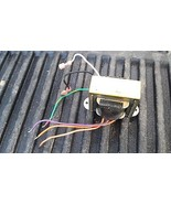 5OO15 TRANSFORMER: 120VAC --> (29.0, 14.5 VNL), #703500-636 NMI 9219, VE... - $17.66