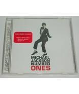 Michael Jackson Number Ones Audio CD - $3.00