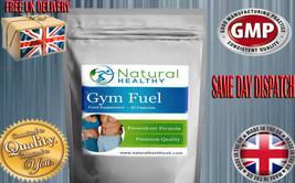 30 Gym Fuel PRE-WORKOUT Pills Fat Burn Weight Loss Energy Diet Pills - $4.09