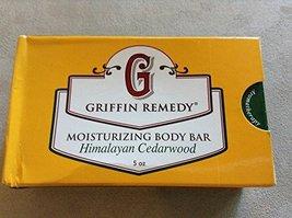 Griffin Remedy Himalayan Cedar Moisturizing Body Bar