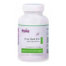 Zenith Nutrition Pine Bark Ext with Grape Seed Ext, 30 veggie capsule(s) - $59.95
