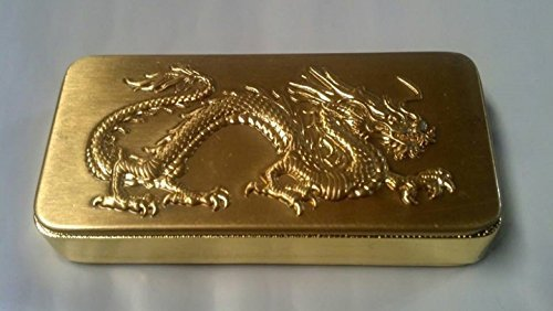 Creative Personality Sided Embossed Dragon Lighter - One Lighter (Dragon 1)