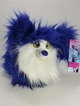 """Disney Jr. Store Vampirina Wolfie Dog Purple White Plush Stuffed 9"""" x 11... - $13.36"""