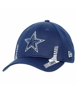 Dallas Cowboys New Era Mens 2021 Sideline Home 39Thirty Hat - £25.44 GBP