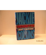 Jackie Collins Signed NEW First Ed.  Vendetta (1997) - $9.99