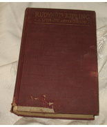 Rudyard Kipling JUNGLE BOOK + A Literary Appreciation by Hopkins + more  - $150.00