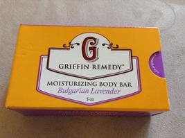 Griffin Remedy Bulgarian Lavender Moisturizing Body Bar